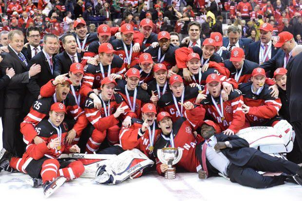 World Juniors Finals Gallery Canada Vs Russia Sport