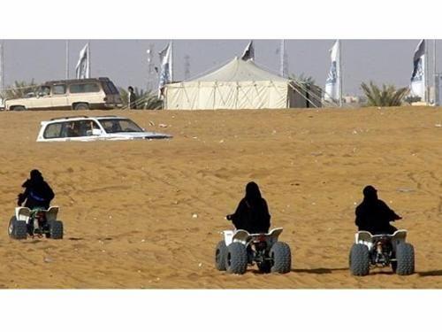Saudi Women Driving: April 2013