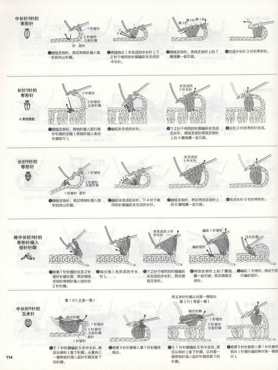 冈本启子创意钩针花 156 2013 - 紫苏 - 紫苏的博客