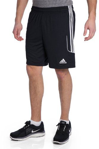 Adidas Men's Squadra 13 Shorts, Black/White, Medium - to start coupon coupon