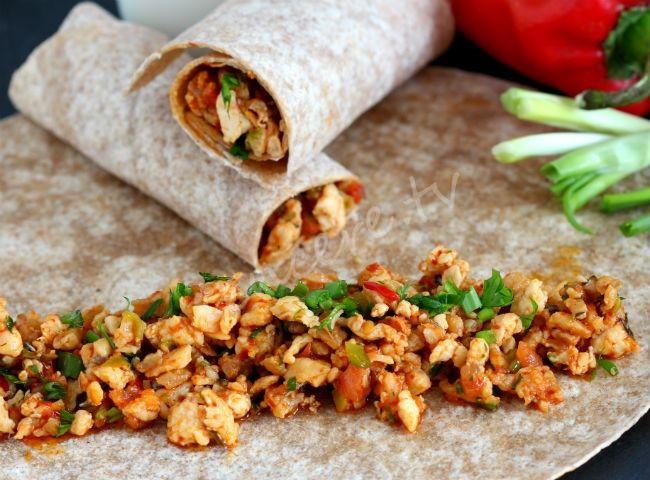 Photo of A delicious recipe in Kokorec taste. Chicken Kokorec …