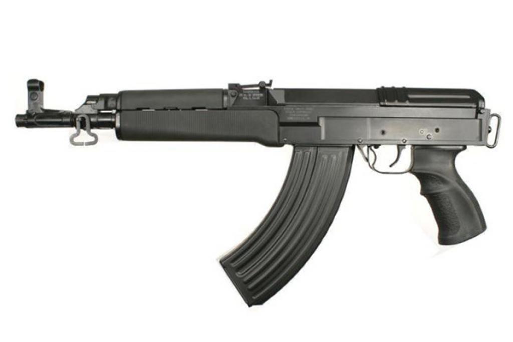 Sa vz 58 Pistols - vz 58 Pistol 762 - Czechpoint