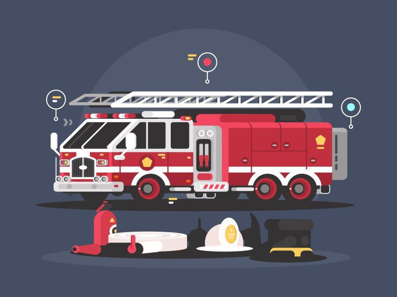 Park Art|My WordPress Blog_Automatic Fire Suppression System For Food Truck