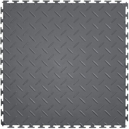 Amazing offer on Protection Diamond 21 x 21 Garage Flooring Tile Gray Mats Inc. online - Newtoprated