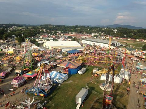 The fair runs Aug. 12 to 21.