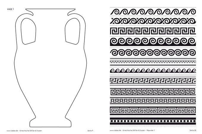 griechische g tter vasen pdf kita lernen griechische g tter griechische kunst und griechisch. Black Bedroom Furniture Sets. Home Design Ideas
