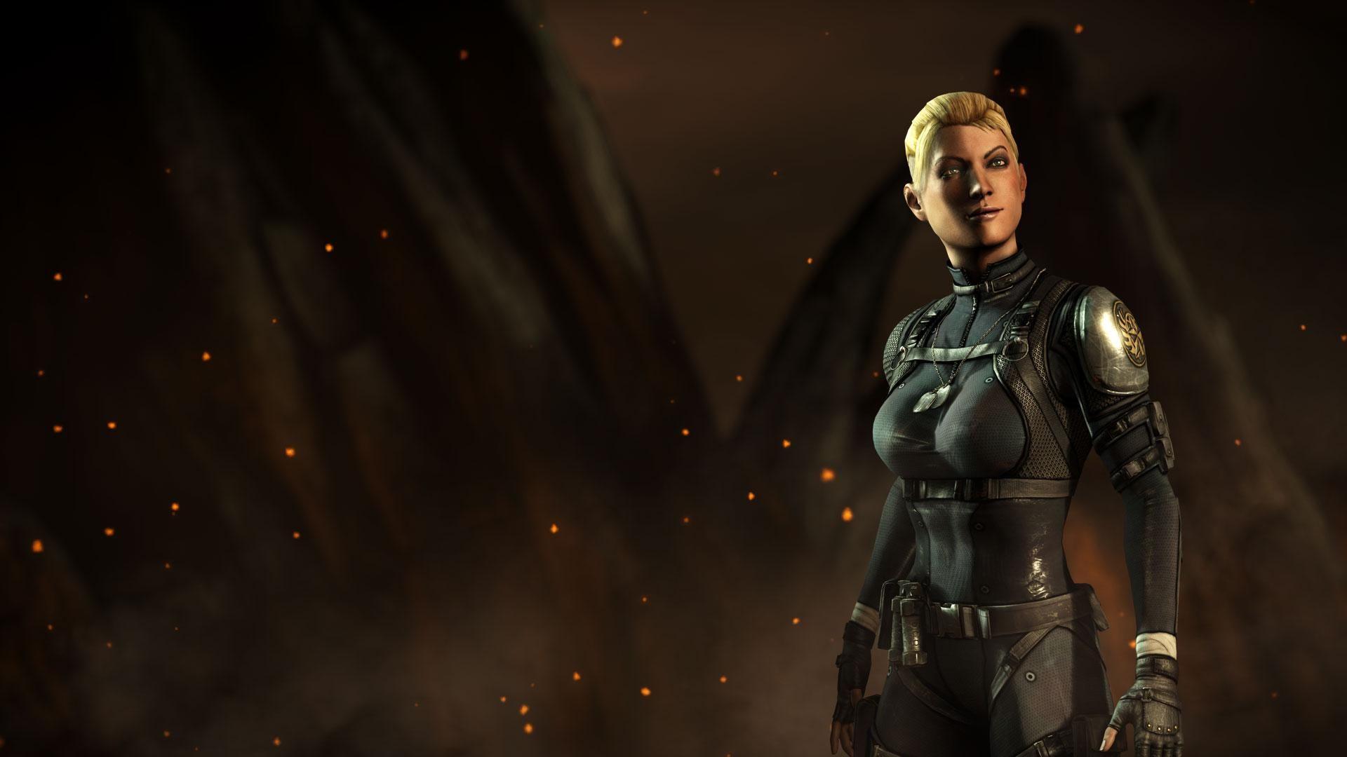 Cassie Cage Mortal Kombat X Mortal Kombat X Characters Mortal