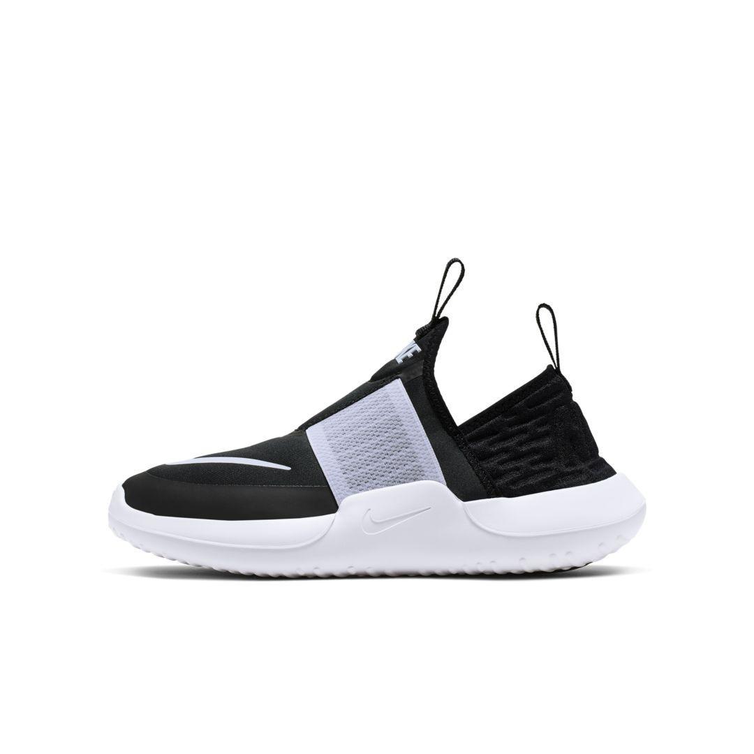 Nike Nitroflo Big Kids' Shoe Size 4.5Y (Black) | Kids' shoes