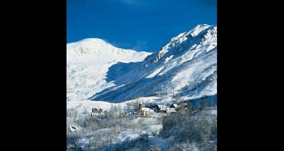 Baqueira Beret (Imagen: Turismo de Lleida).