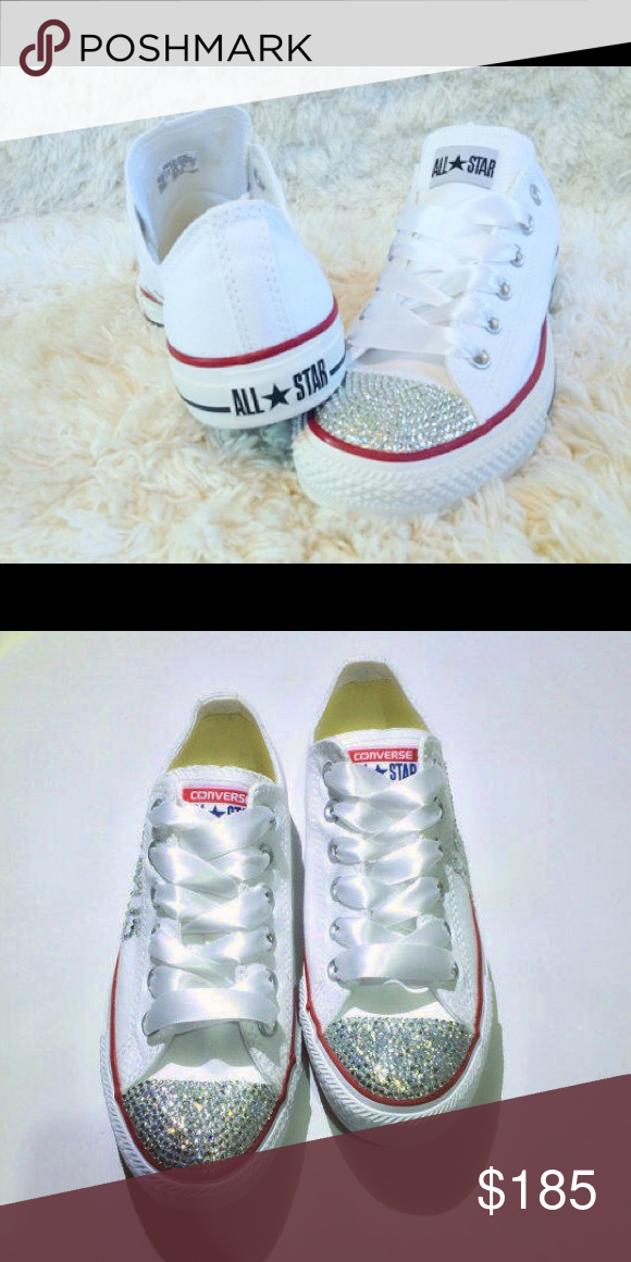 Wedding Allstar Classics | Womens shoes sneakers, Converse