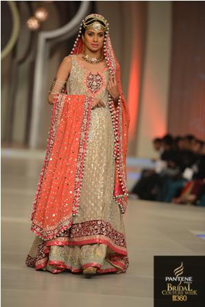 Latest Stylish Pakistani Bridal Dresses And Wear Anarkali Frock