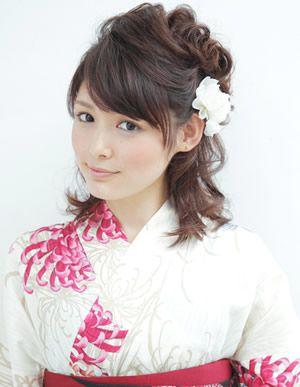 Yukata Hairstyle おしゃれまとめの人気アイデア Pinterest Celine Lee 美髪 可愛いヘアアレンジ 可愛いヘア