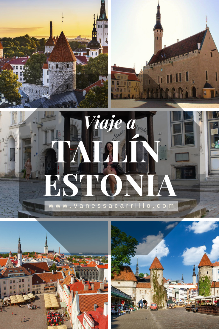Lo imperdible de Tallín, Estonia