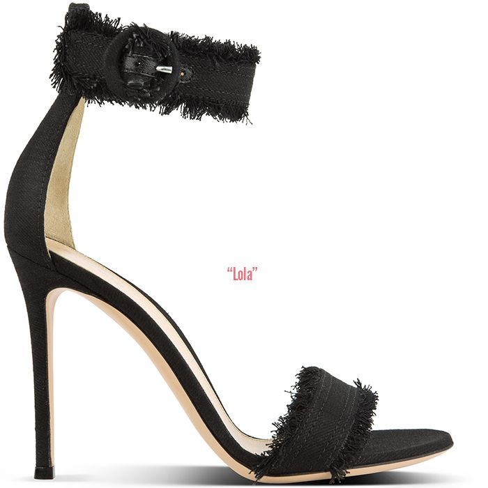 buy cheap cheap Gianvito Rossi Lola fringed sandals discount browse clearance visit new bTU6fjMKMr