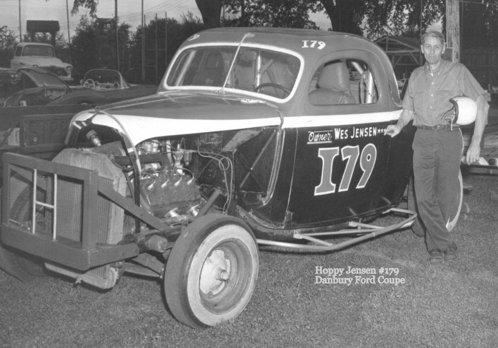 Midget ford coupe