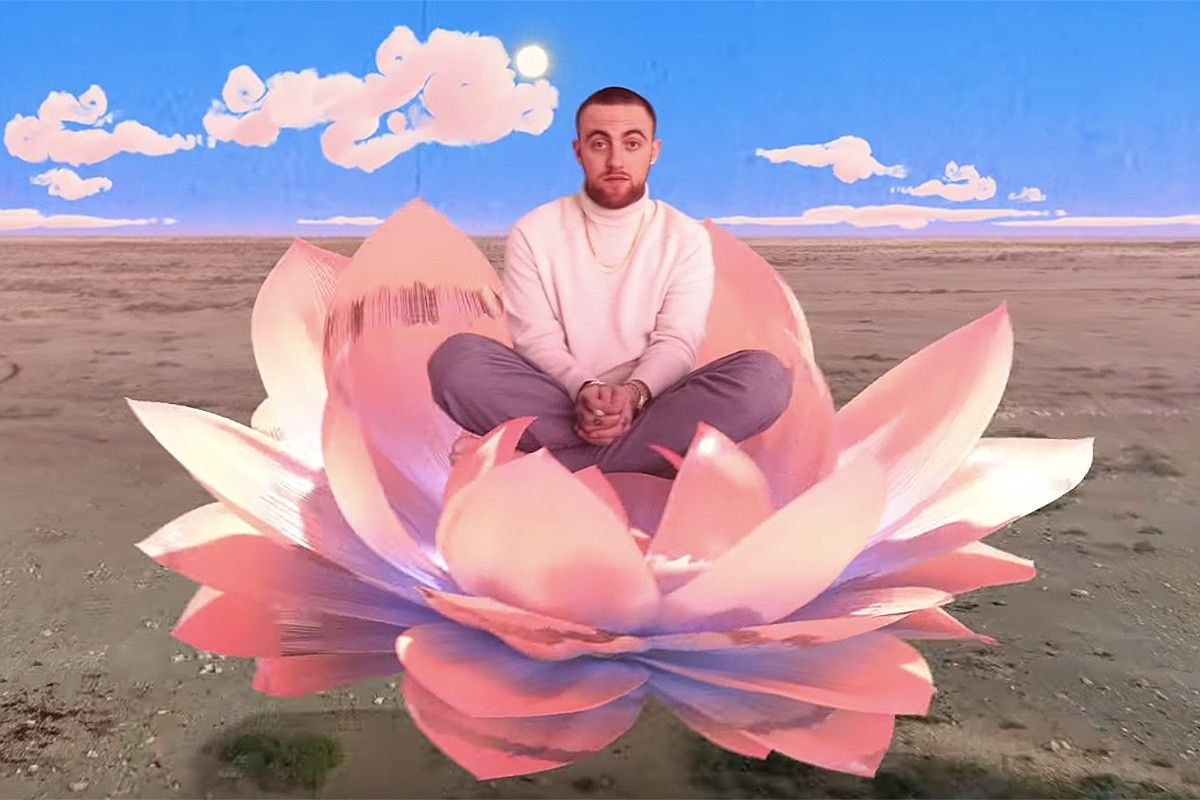Twitter Is Crying Over New Mac Miller Video Good News