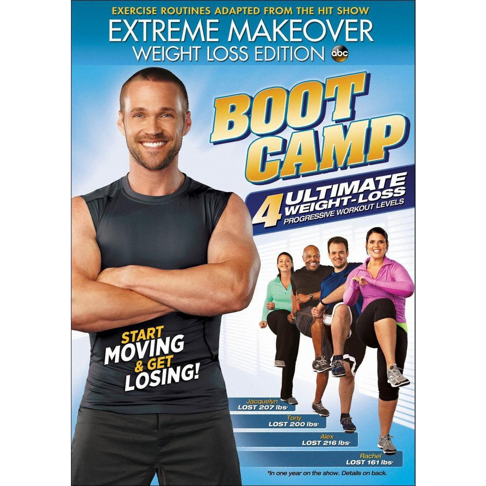 Extreme Makeover: Weight Loss Edition - Boot Camp (dvd_video)