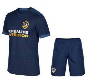 2017-18 Cheap Jersey Suit Los Angeles Galaxy Home Replica Football Shirt [JFCB864]