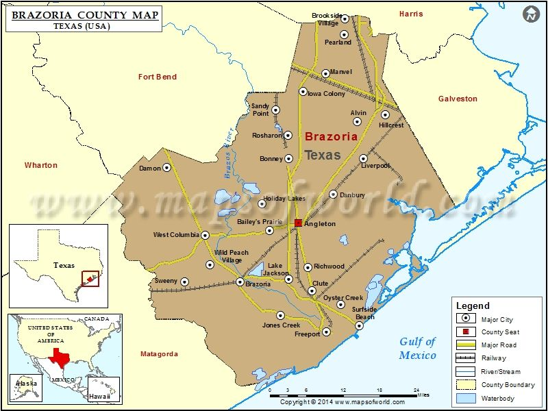 Related image | Brazoria county, County map, School district map