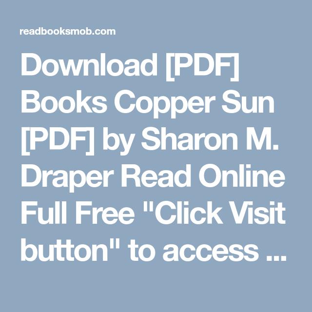 copper sun pdf - Bare.bearsbackyard.co