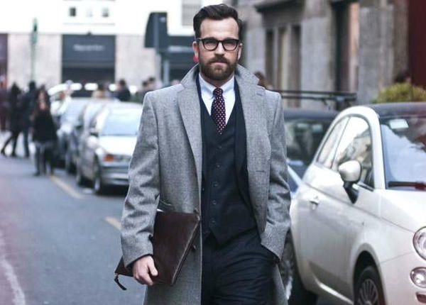 Incredible 1000 Images About Suits Amp Beards On Pinterest Short Hairstyles Gunalazisus