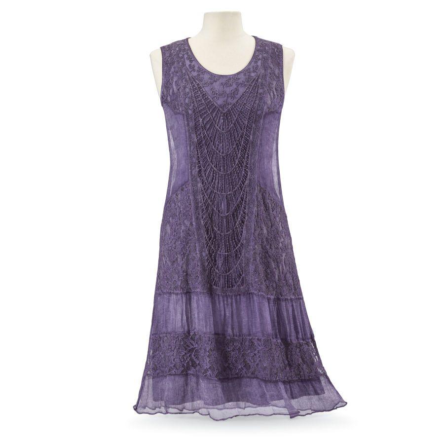 Flapper Dress - Women's Romantic & Fantasy Inspired Fashions