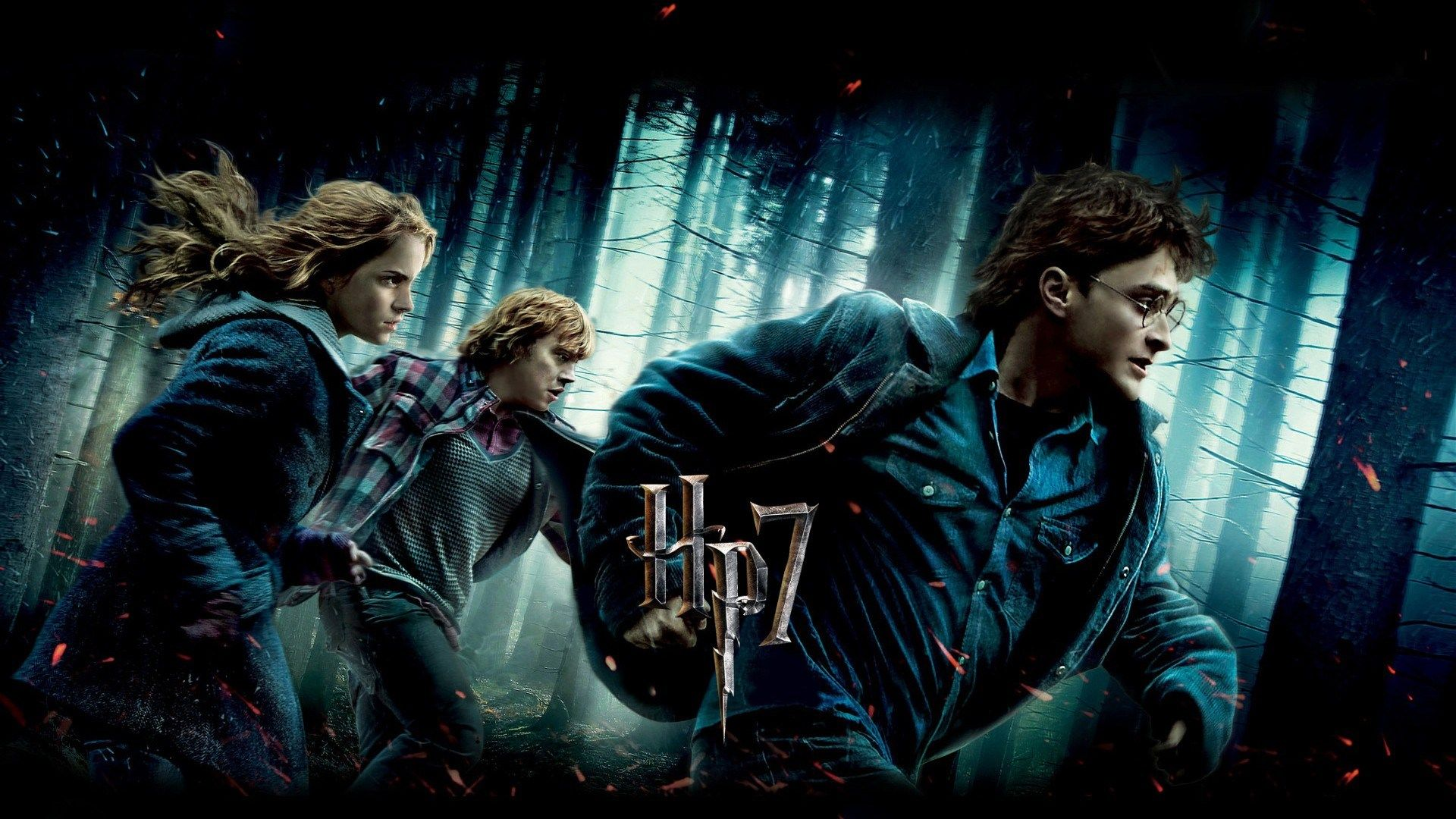 Harry Potter 7 Wallpapers Hd Free Download