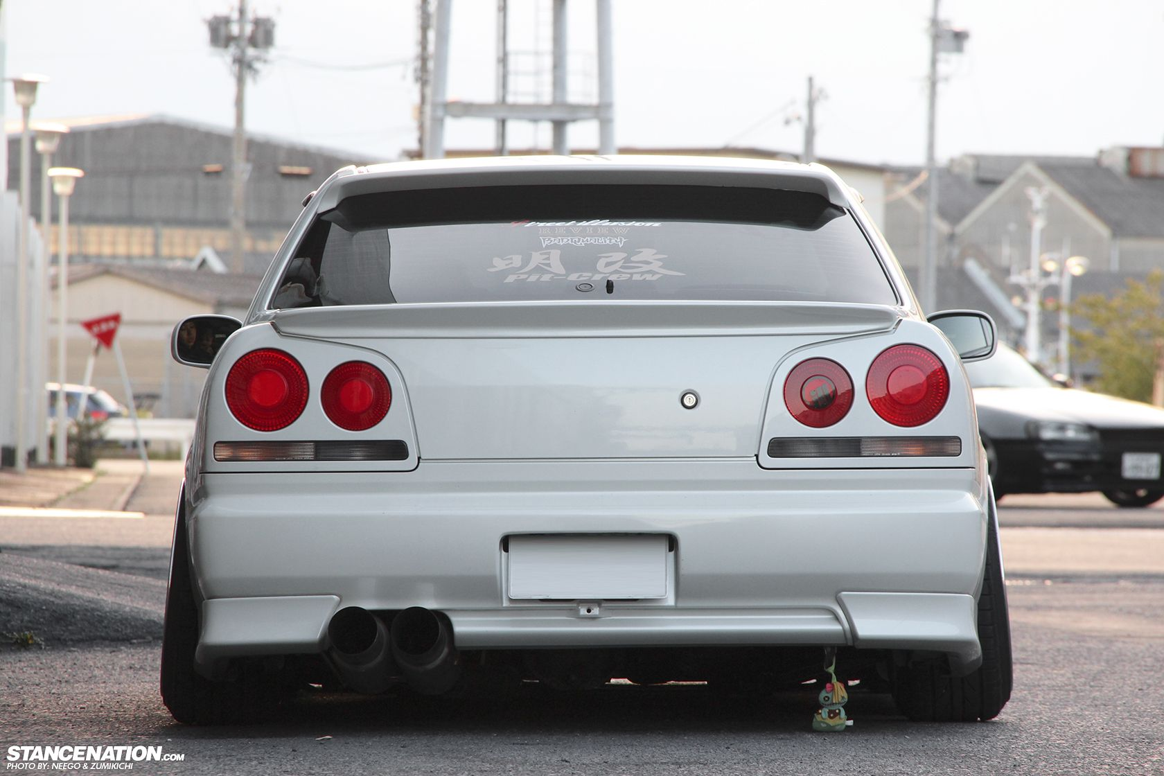 The Forgotten One // Kazuyukiu0027s Nissan Skyline.