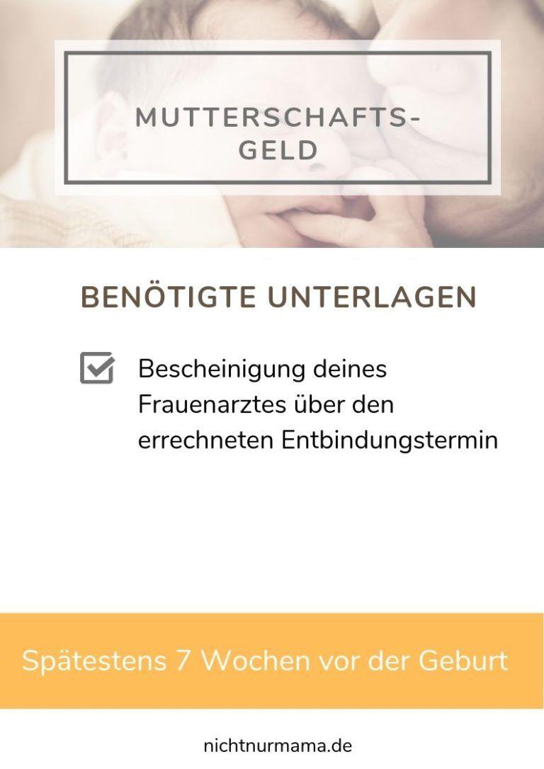 Mutterschafts Kinder Und Elterngeld Elterngeld Mutterschaft Kindergeld