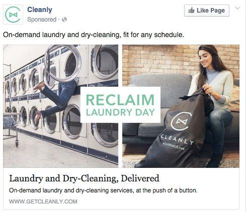 Comparison Facebook ads