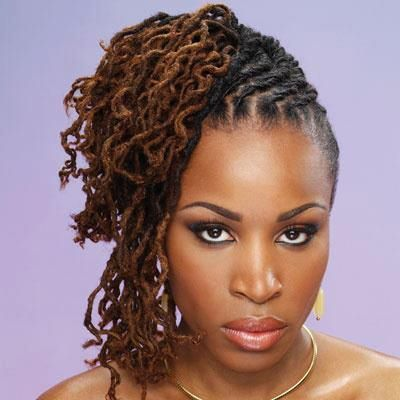 Loc Updo Hairstyles Locs #updo  Loc Styles  Pinterest  Locs Updo And Dreads
