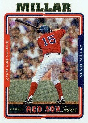 cefd39cc0 2005 Topps Baseball Card   131 Kevin Millar Boston Red Sox by Topps.  2.95.  2005 Topps  131 - Kevin Millar
