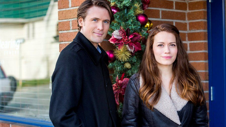 Christmas Incorporated Cast.The Christmas Secret S Bethany Joy Lenz Won T Let Her
