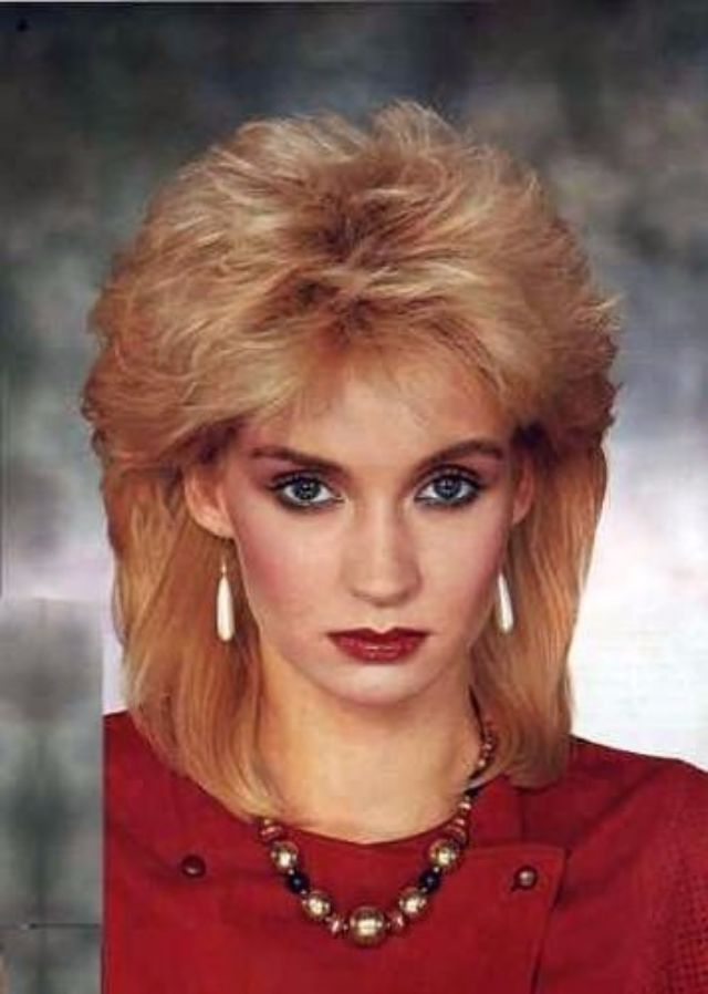 80s Short Hairstyles For Women 80s Short Hair Hair Styles Short Hairstyles For Women