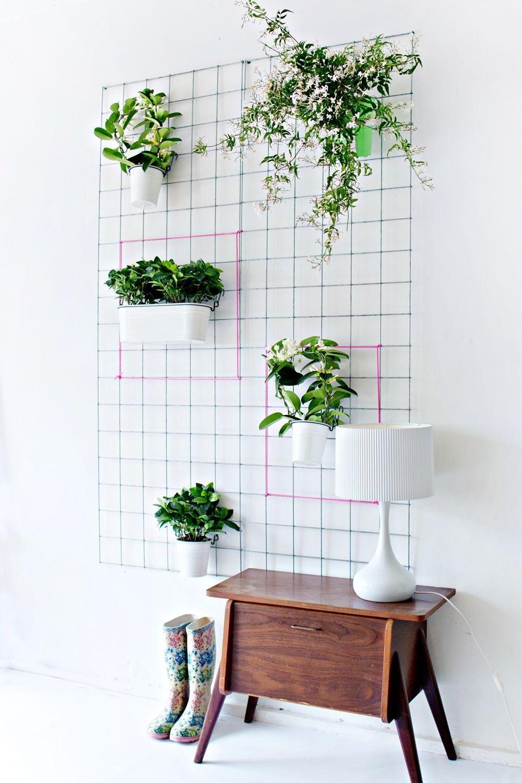 47 enchanting diy vertical planter 26 creative ways to on indoor herb garden diy apartments living walls id=88085