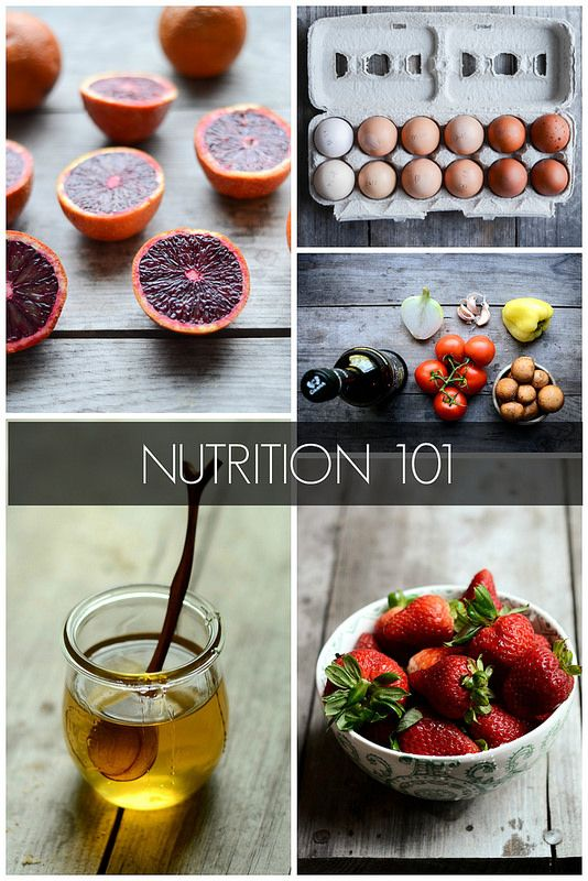 Photo of Nutrition 101: Part 1 – Introduction – Buttered Side Up