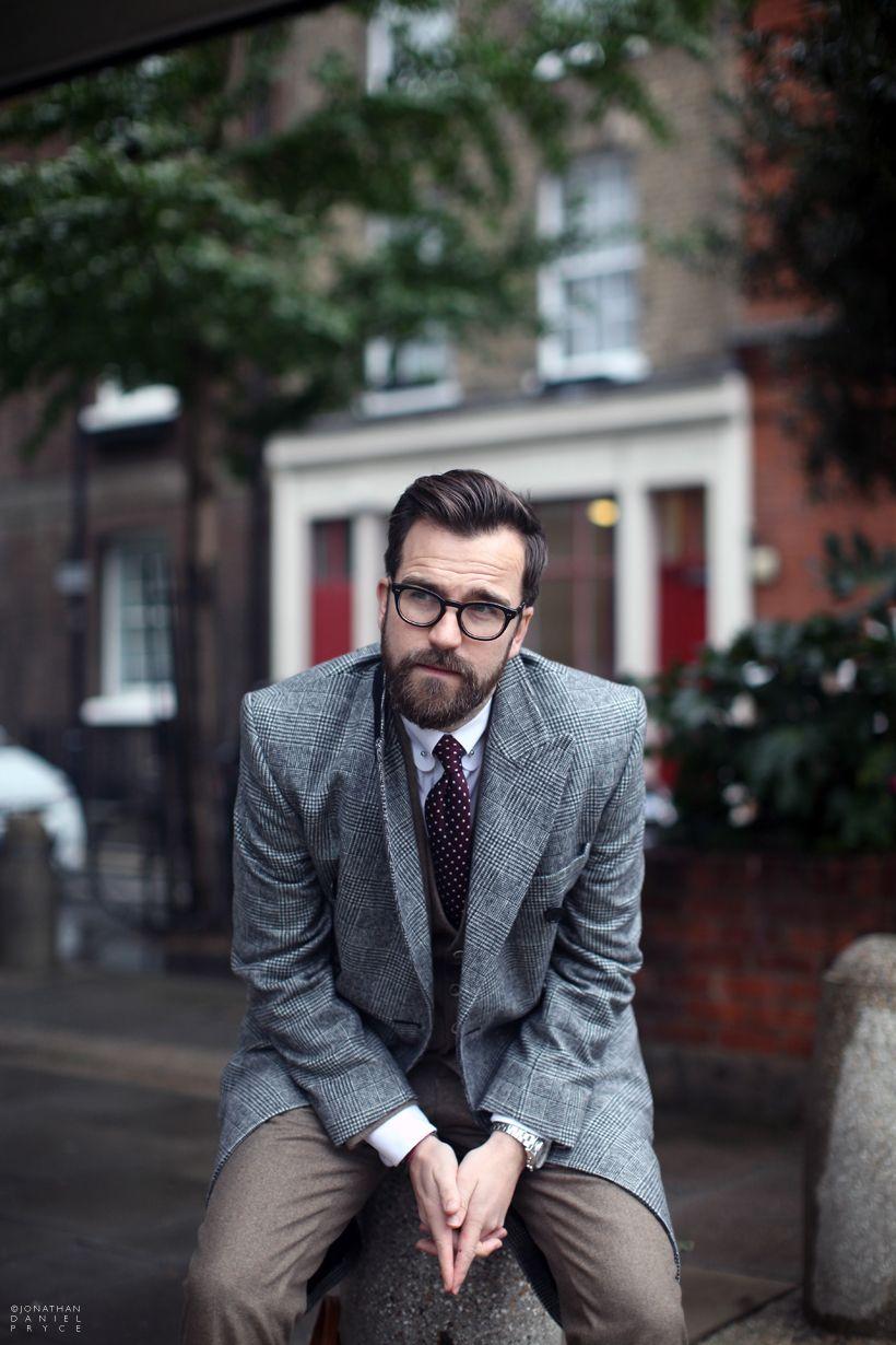 Homens segredos para cultivar uma barba respeitável man style