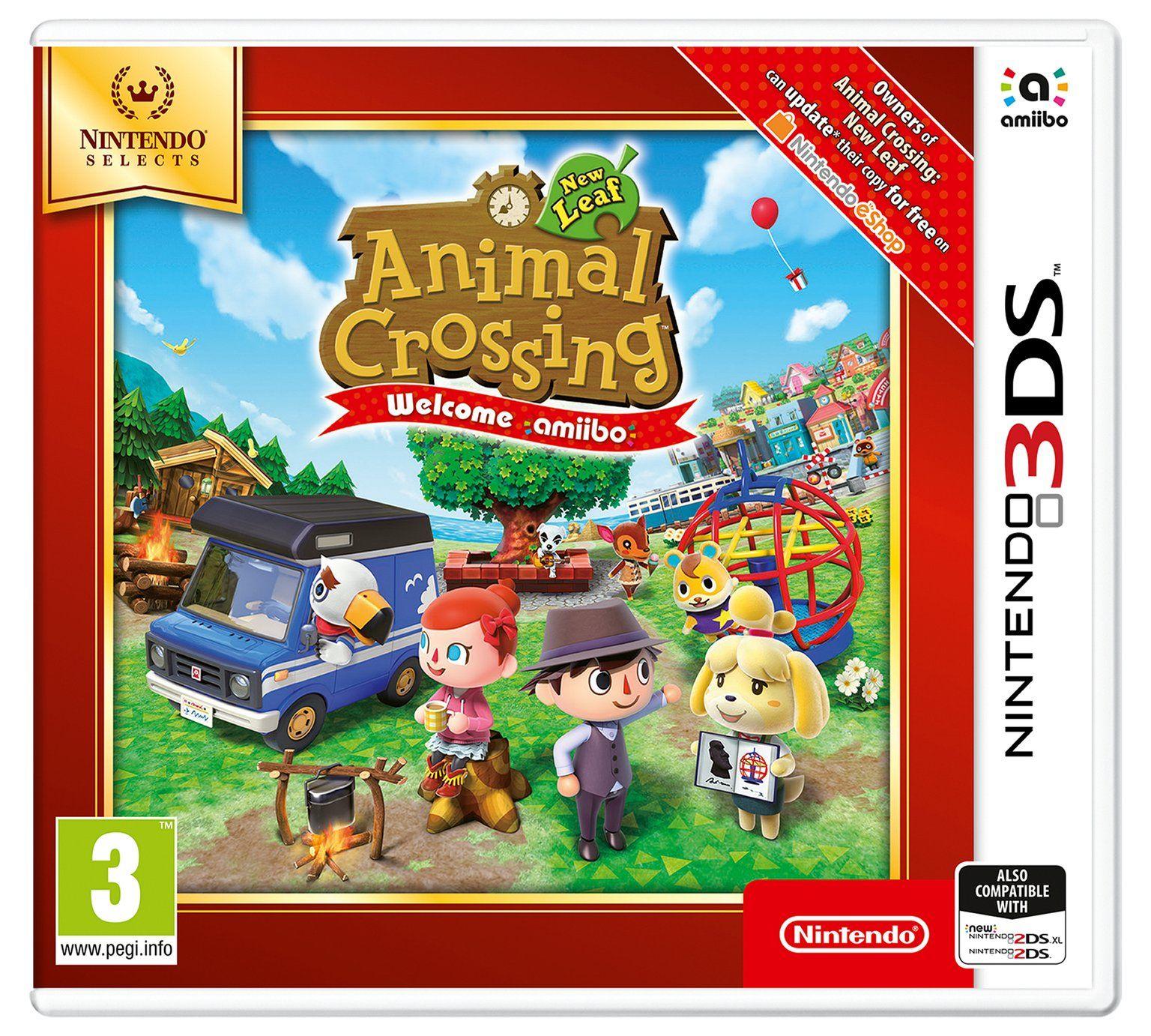 15+ Animal crossing welcome amiibo images