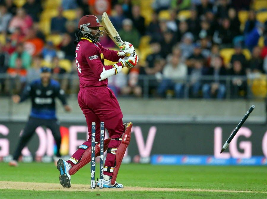 World Cup 2015 New Zealand Beat West Indies To Set Up