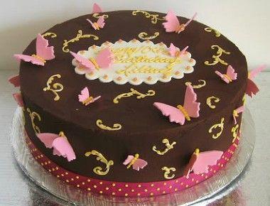 little girls birthday cake ideas Google Search cake bite display