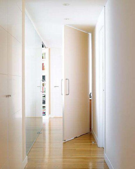 Soluciones para sacar partido a los pasillos tabique - Tabiques de cristal ...