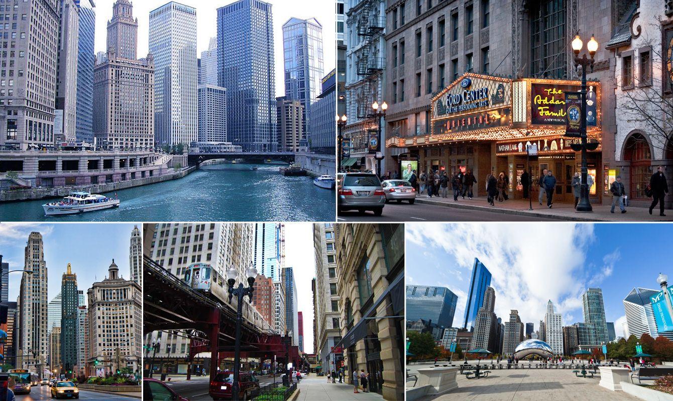 Chicago Loop Luxury Apartments Luxury Living Chicago Loop