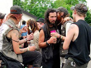Angela What Do We Do About The Gutter Punks Gutter Punk Crust Punk Punk