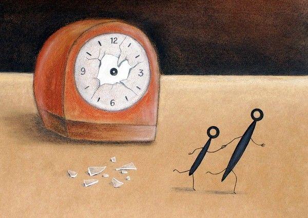 Uhren, Uhren, Wecker