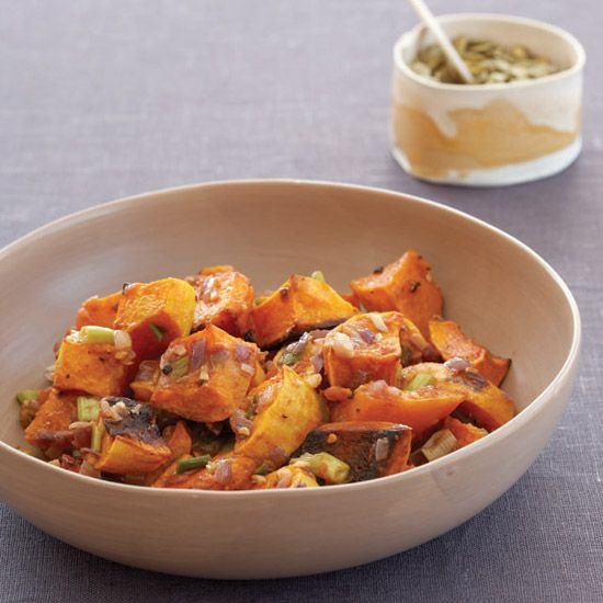 Vegetable Curry For A Crowd Recipe: Roasted Butternut, Oven