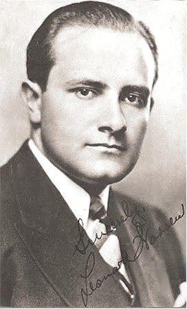 Leonard Warren 1911 - 1960 NYC Baritone Opera | Baritones