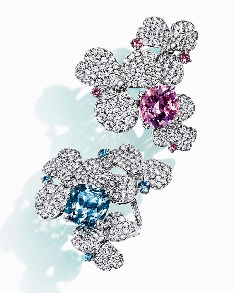 Tiffany Co On Instagram Perennial Appeal The Colorful New