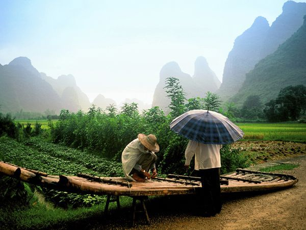 Image result for rural china