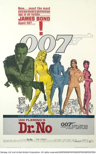 7ea0d9fbf9 James Bond's best film posters | Movies, Shows, maybe more | James ...