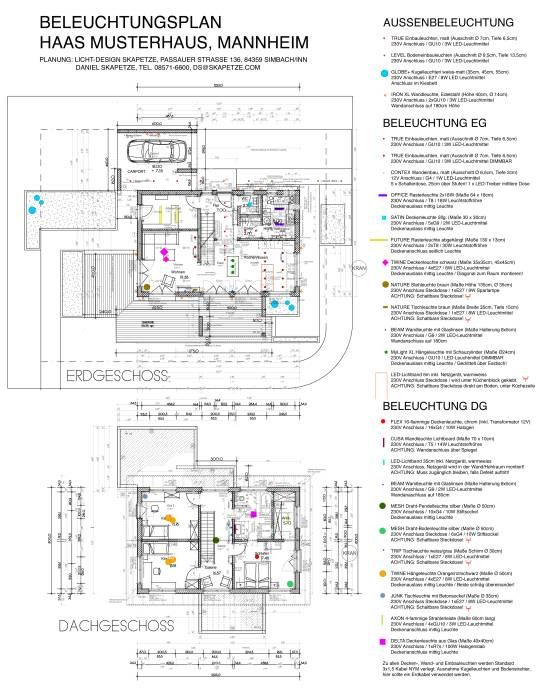 Licht Skapetze wohnideen interior design einrichtungsideen bilder mannheim